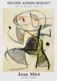 Expo 83 - Galerie Maeght Samlertryk af Joan Miró