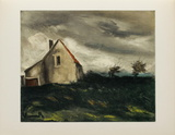 La Maison dans la Plaine, 1949 Collectable Print by Maurice De Vlaminck