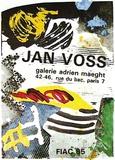 Expo FIAC 85 Sammlerdrucke von Jan Voss