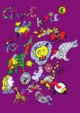 Niki De Saint Phalle - Cirque Knie - Serigrafi