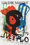 Galerie Maeght Samlertryk af Joan Miró