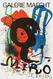 Joan Miró - Galerie Maeght - Koleksiyonluk Baskılar
