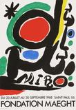 Fondation Maeght Samlertryk af Joan Miró