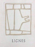 Lignes - Couverture Collectable Print by James Coignard