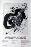 Expo Messiaen Fest Collectable Print by Antoni Tapies