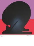 Composition Abstraite II Limitierte Auflage von Ladislas Kijno