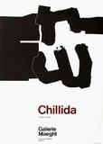 Expo Galerie Maeght 70 Samlertryk af Eduardo Chillida