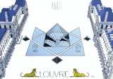 Louvre Collectable Print by  Otso
