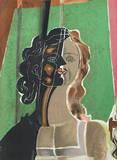 Figure Samlertryk af Georges Braque