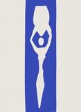 Verve - Nu bleu XII Samletrykk av Henri Matisse