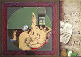 Le Bain Turc Dapres Ingres Edición limitada por Herman Braun-vega