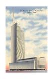 New Republic National Bank, Dallas Art