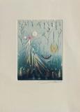 Composition B Impressão colecionável por Renée Lubarow