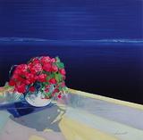 Bouquet De Roses Limited edition van Claude Hemeret