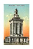 City Hall, Oakland Art