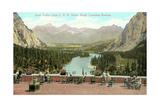 Bow Valley, Banff Prints