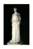 Classical Greek Statue Art
