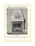 Mantel Treatment Prints