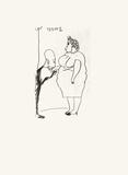 Le Goût du Bonheur 40 Serigrafia por Pablo Picasso
