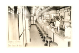 Masner Brothers Soda Fountain Prints