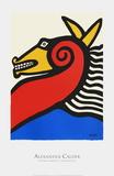 Horse Sammlerdrucke von Alexander Calder