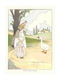 Goosey, Goosey Gander Poster