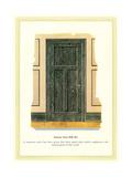 Interior Door Poster