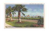 Ocean Drive, Corpus Christi Prints