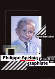 Expo Galerie Impressions Collectable Print by Philippe Apeloig