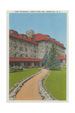 East Entrance, Grove Park Inn Prints