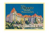Empress Hotel, Victoria, B.C. Prints