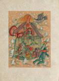 Suite Noel II Limitierte Auflage von Francoise Deberdt