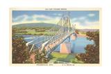 Fort Steuben Bridge, Steubenville Prints