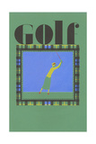 Golf Poster Posters