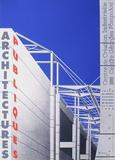 Architecture PubIIque Serigraph by Alberto Bali