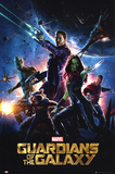 Guardians Of The Galaxy Kunstdrucke