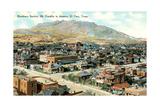 Mt. Franklin, Old El Paso Poster