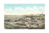 Washoe Smelter, Anaconda Prints