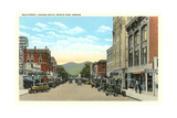 Main Street, Grants Pass Prints