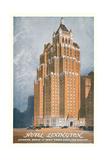 Hotel Lexington Poster
