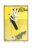 Golf Fashions Affiches