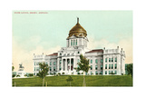 State Capitol, Helena Prints