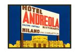 Hotel Andreola, Milan Posters