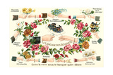 Language of Bouquets Prints