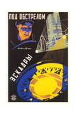 Russian Navy Film Poster Prints
