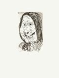 Le Goût du Bonheur 36 Serigrafia por Pablo Picasso