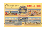 Greetings from Conneaut Print