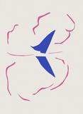 Verve - Le Bâteau Samlertryk af Henri Matisse
