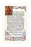 Bradford Prayer Posters