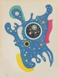 Etoiles Samletrykk av Wassily Kandinsky